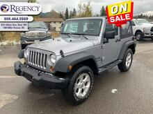 2013_Jeep_Wrangler_Sport  -  Fog Lamps - $175 B/W_ 100 Mile House BC