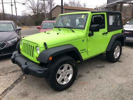 2013 Jeep Wrangler Sport North Versailles PA