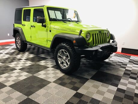 2013 Jeep Wrangler Unlimited Moab Plano TX