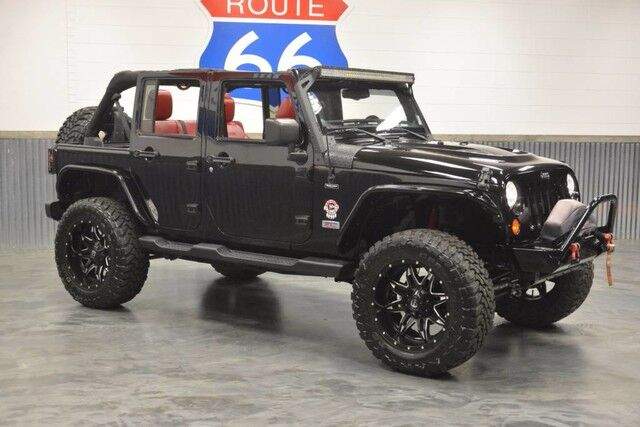 Jeep wrangler unlimited rubicon awesome jeep wrangler for Muth motors omaha ne