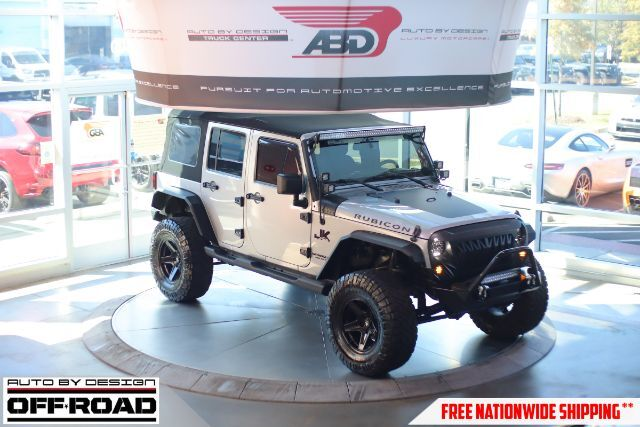2013 Jeep Wrangler Unlimited Rubicon 4WD Chantilly VA