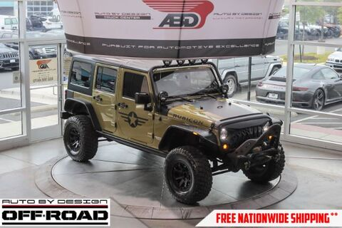 2013_Jeep_Wrangler_Unlimited Rubicon 4WD_ Chantilly VA