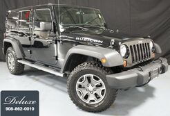 Jeep Wrangler Unlimited Rubicon 4WD / Manual/ Connectivity/Dual Top Group/ Navi 2013