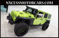2013_Jeep_Wrangler Unlimited_Rubicon AUTOMATIC LEATHER SEATS BACK-UP CAM 1-OWNER._ Houston TX