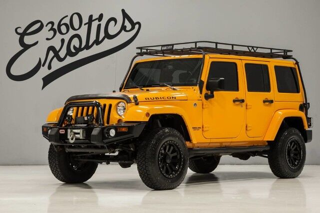 2013_Jeep_Wrangler Unlimited_Rubicon_ Austin TX