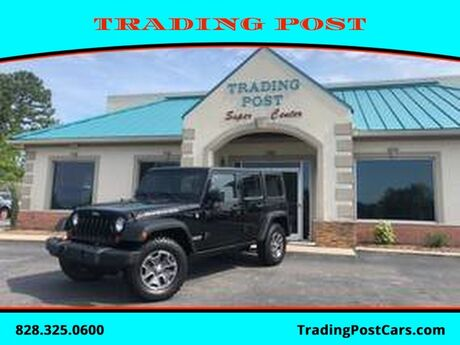 2013 Jeep Wrangler Unlimited Rubicon Conover NC