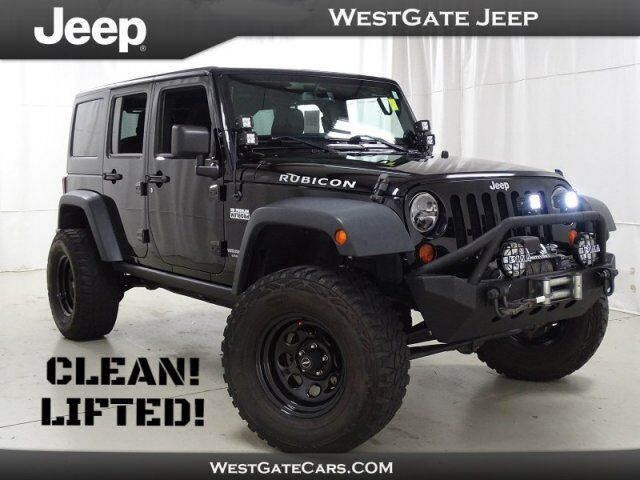 2013 Jeep Wrangler Unlimited Rubicon Raleigh NC
