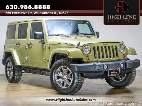 2013_Jeep_Wrangler Unlimited_Rubicon_ Willowbrook IL