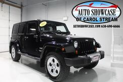 2013_Jeep_Wrangler Unlimited_Sahara_ Carol Stream IL