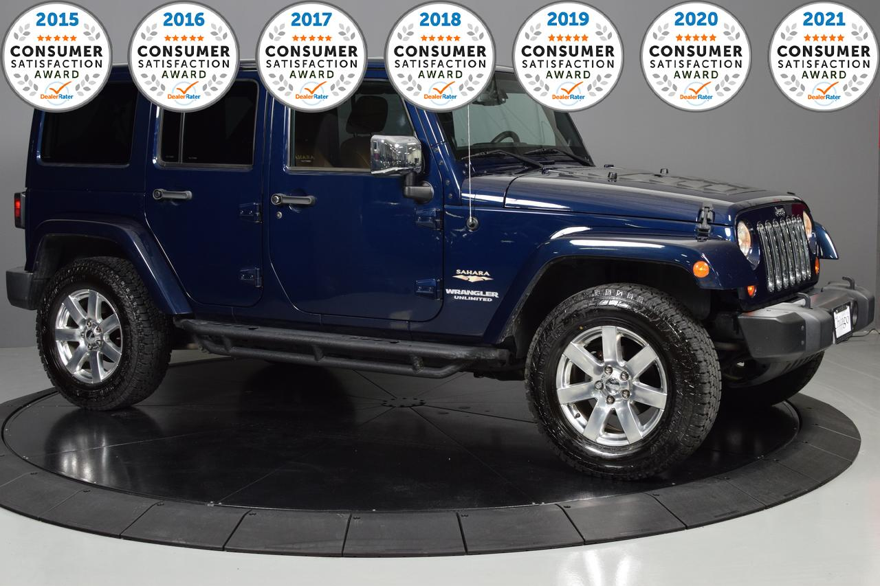 2013 Jeep Wrangler Unlimited Sahara Glendale Heights IL