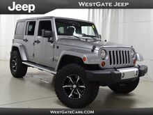 2013_Jeep_Wrangler Unlimited_Sahara_ Raleigh NC