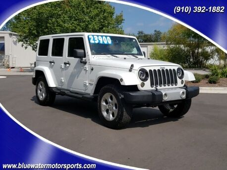 2013_Jeep_Wrangler Unlimited_Sahara_ Wilmington NC