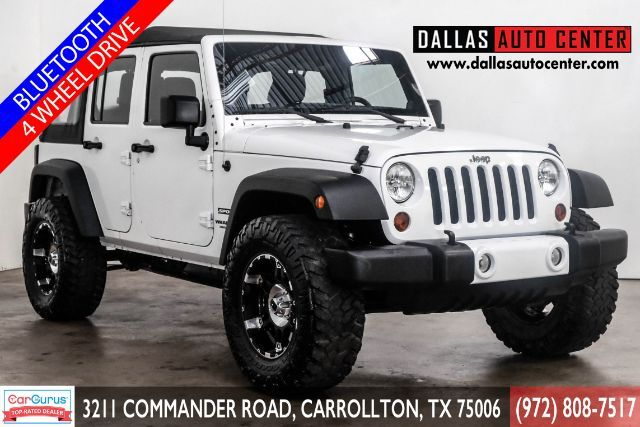 2013 Jeep Wrangler Unlimited Sport 4WD Carrollton TX