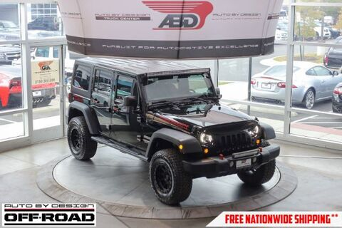 2013_Jeep_Wrangler_Unlimited Sport 4WD_ Chantilly VA