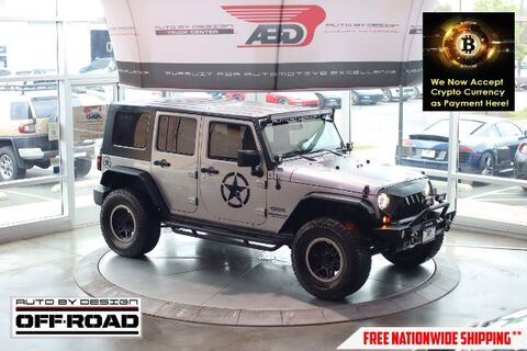 2013_Jeep_Wrangler_Unlimited Sport 4WD_ Chantilly VA