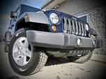 2013 Jeep Wrangler Unlimited Sport 4X4 4dr SUV Stick Shift