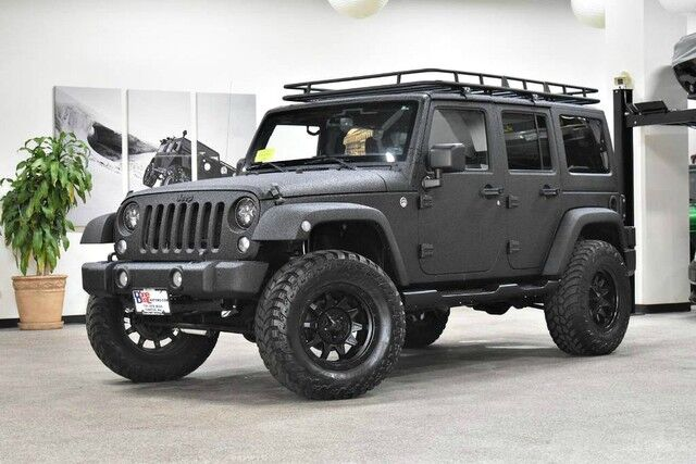 2013 Jeep Wrangler Unlimited Sport Canton MA