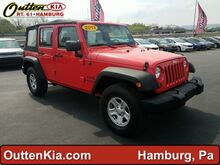 2013_Jeep_Wrangler Unlimited_Sport_ Hamburg PA