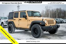 2013 Jeep Wrangler Unlimited Sport Watertown NY
