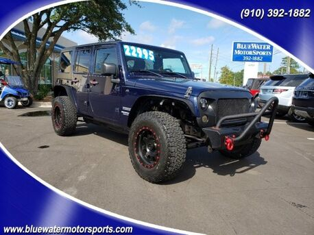 2013_Jeep_Wrangler Unlimited_Sport_ Wilmington NC