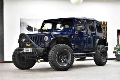 2013_Jeep_Wrangler Unlimited_Sport_ Canton MA
