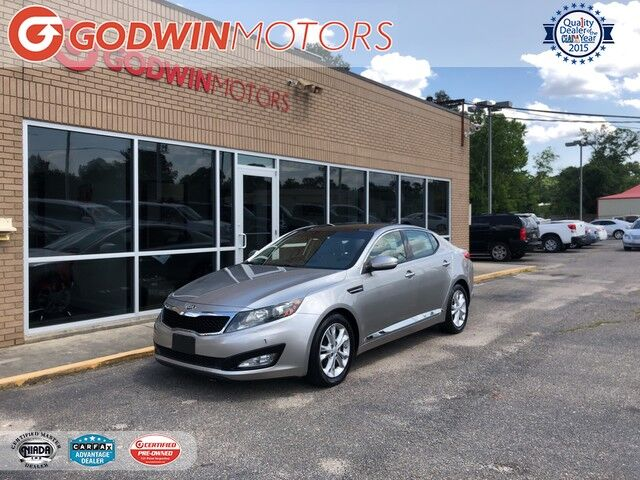 2013 Kia Optima EX Columbia SC