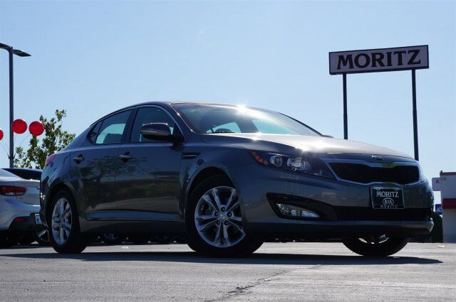 2013 Kia Optima EX Fort Worth TX