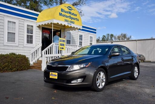 2013_Kia_Optima_EX_ Wilmington NC