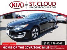 2013_Kia_Optima Hybrid_EX_ St. Cloud MN