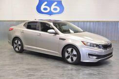 2013_Kia_Optima Hybrid_HYBRID EX LOADED 40 MPG NAVIGATION! LEATHER! SUNROOF!_ Norman OK