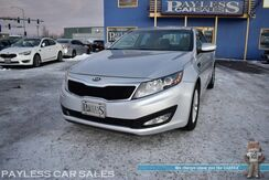 2013_Kia_Optima_LX / Auto Start / Power Driver's Seat / UVO Bluetooth / Back Up Camera / Cruise Control / USB & AUX Jacks / 35 MPG / Only 45K Miles_ Anchorage AK