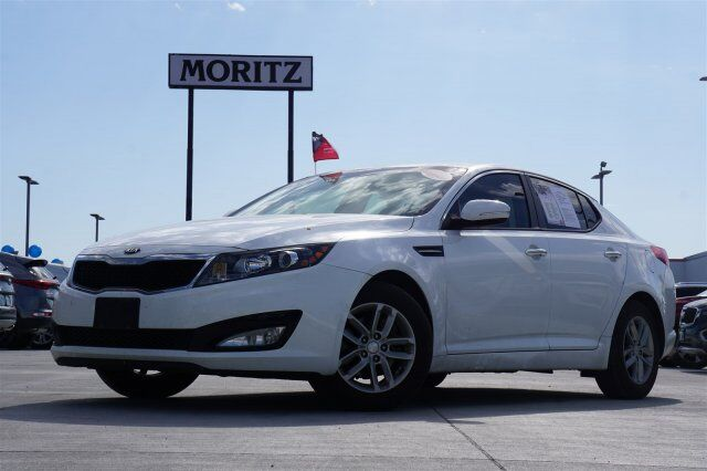 2013 Kia Optima LX Fort Worth TX
