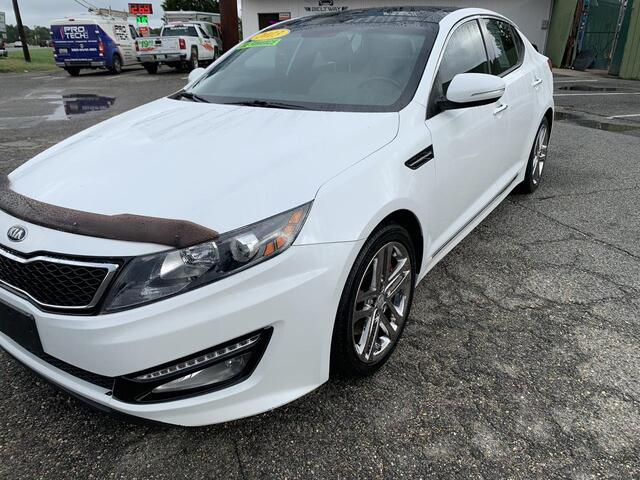 2013 Kia Optima SX Brandywine MD