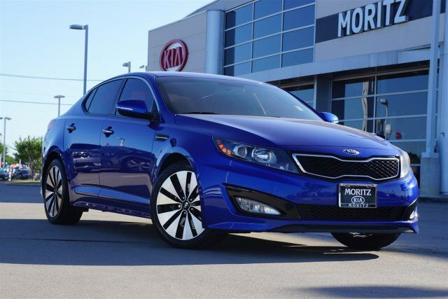 2013 Kia Optima SX Hurst TX