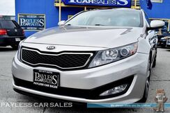 2013_Kia_Optima_SX Limited / Automatic / Heated Leather Seats / Navigation / Sunroof / Infinity Speakers / Bluetooth / Back-Up Camera / 34 MPG_ Anchorage AK