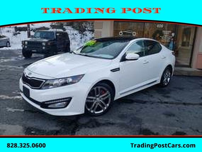 2013_Kia_Optima_SX w/Limited Pkg_ Conover NC