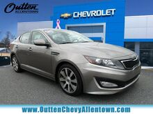 2013_Kia_Optima_SX_ Hamburg PA