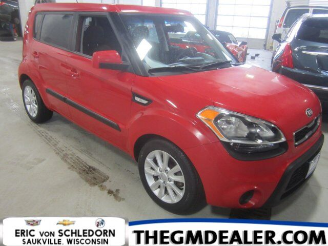 2013 Kia Soul w/16s Milwaukee WI