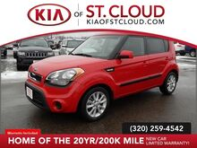 2013_Kia_Soul__ St. Cloud MN