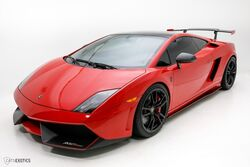 Lamborghini Gallardo Super Trofeo Stradale 2013