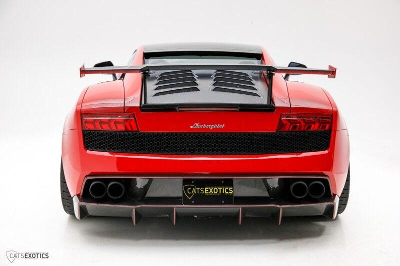 2013 Lamborghini Gallardo Super Trofeo Stradale Seattle WA