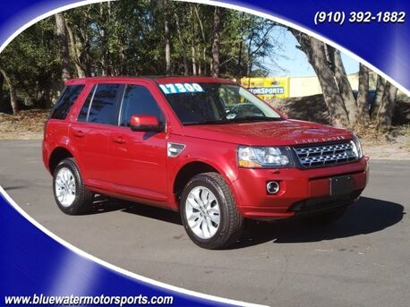 2013_Land Rover_LR2_HSE_ Wilmington NC