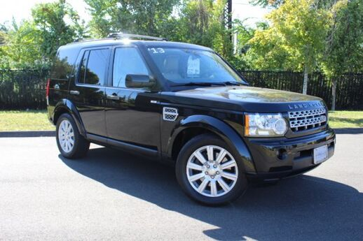 2013 Land Rover LR4 4WD 4dr HSE Fairfield CT