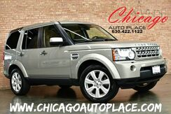 2013_Land Rover_LR4_HSE LUX - 5.0L V8 4WD NAVIGATION BACKUP CAMERA PANO ROOF 3RD ROW KEYLESS GO HARMAN/KARDON AUDIO ARABICA LEATHER HEATED SEATS XENONS_ Bensenville IL