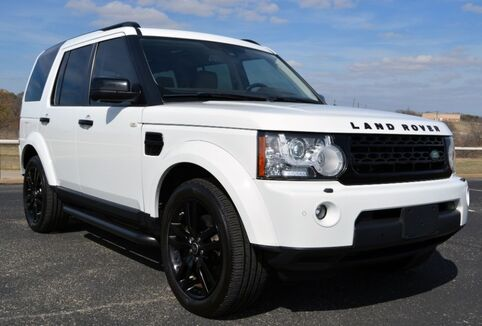 2013_Land Rover_LR4_HSE LUX_ Fort Worth TX