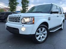 2013_Land Rover_LR4_HSE LUX_ Raleigh NC