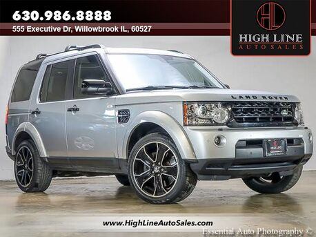 2013_Land Rover_LR4_HSE_ Willowbrook IL