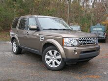 2013_Land Rover_LR4_LUX_ Mills River NC