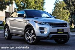 Land Rover Range Rover Evoque Coupe Dynamic AWD 2dr SUV 2013