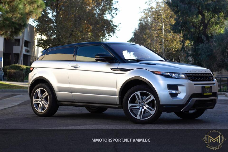 2013_Land Rover_Range Rover Evoque_Dynamic Premium_ Long Beach CA